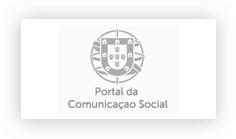 Logo GMCS - Gabinete para os Meios de Comunicação Social