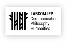 Logo LabCom.IFP - Laboratory of Communication, Philosophy and Humanities