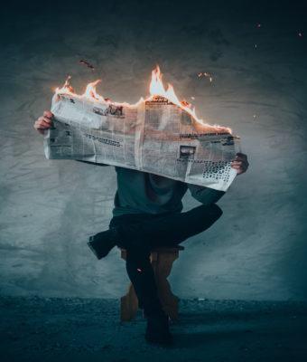 As Fake News numa sociedade pós-verdade: Contextualização, potenciais soluções e análise